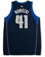 2002-03 Dirk Nowitzki Game Worn Dallas Mavericks Jersey Miedema LOA
