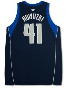 2002-03 Dirk Nowitzki Game Worn Dallas Mavericks Jersey Miedema LOA