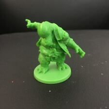 D&D green monster figure Dungeons & Dragon Role-Playing Miniatures boy toy