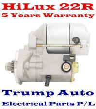 Starter Motor Toyota HiLux RN85R RN90R RN105 R106 RN110 22R 2.4L Petrol 88-97