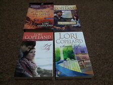 LORI COPELAND 4 books with 6 stories SIMPLE GIFTS SER: BRIDES OF THE WEST 1872