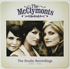 THE McCLYMONTS The Studio Recordings 2006-2012 4CD NEW EP/Chaos/Wrapped/Worlds