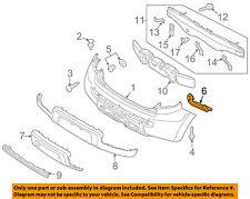 KIA OEM 10-13 Soul Rear Bumper-Side Bracket Left 866532K000