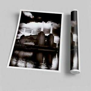 Battersea Power Station Architecture Posters 00738 Print Poster