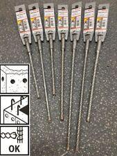 BOSCH 7 Piece PRO SDS Plus Reinforced Concrete Hammer Drill Bit Set MOST POPULAR