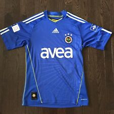 Fenerbahçe Spor Kulübü Football Soccer adidas Jersey Mens Size S