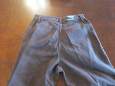 Rockies High Waist Western brown Jeans 30 / 11 38  rodeo cowgirl USA
