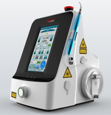 Portable Surgery Diode Laser System Fiber veterinary therapy Wavelength 980nm
