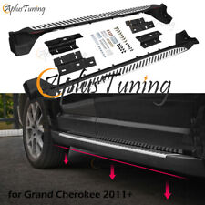Fit for 2011- 2020 Jeep Grand Cherokee Side Steps Running Boards