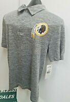Washington Redskins NFL Team Apparel Men's Collared Polyester T-Shirt S - 3XL
