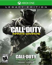 Call Of Duty: Infinite Warfare - Legacy Edition (Xbox One) BONUS CODE INCLUDED!