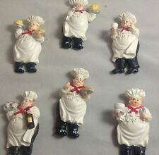 Fat Chef Italian Magnet Kitchen decor home refrigerator bistro Bar fridge
