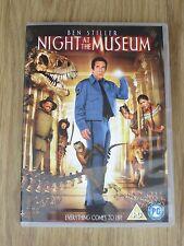 Night At The Museum (DVD, 2007) REGION 2