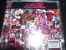 GORILLAZ Singles Collection 2001 - 2011 (Aust) The Best Of Greatest Hits CD NEW