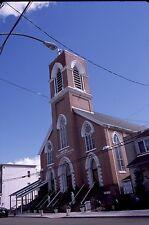 historic structures-Churches-St.Teresa of Calcutta @ Mahanoy City Pa.Fuji slide