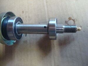 "replaces Craftsman Husqvarna 48"" Spindle Shaft with Bearings fits spindle 174356"