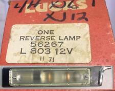 C35482 Très Rare Original Lucas Jaguar XJ6 l/h Inverser Lampe NOS