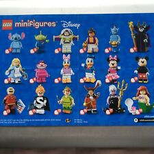 GENUINE LEGO MINIFIGURES FROM DISNEY SERIES 1 CHOOSE THE ONE YOU NEED (NEW)