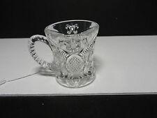 Bryce Higbee Arched Fleur De Lis Mug Clear Clear ca1900