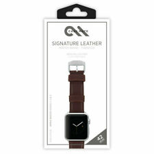 CaseMate Tobacco Signature Leather Apple watch