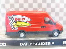 Wiking Iveco Daily Kastenwagen Scuderia OVP (U4034)