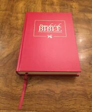 Power for Life Bible From the Crystal Cathedral 2008 Red HC NIV Red Letter