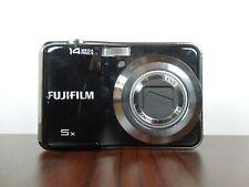 Fujifilm Finepix AX300 14.0MP Digital Camera - Black