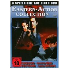 Eastern-Action Collection - Action - 3 Filme - Gangster - Sonatine - DVD - NEU