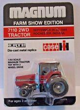*Case IH 7110 Magnum 2WD Tractor 1989 Farm Show 1/64 ERTL Toy Limited Ed CIH NEW