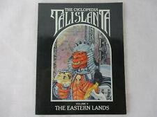 The Cylopedia Talislanta VOLUME V THE EASTERN LANDS by Bard Games!!