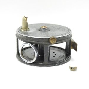 Vintage Weber Lifelike Fly Co. Fly Fishing Reel. J.W. Young-Built.