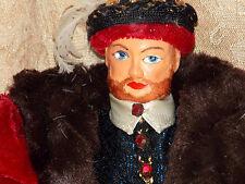 Henry VIII doll, Peggy Nesbit, 1968   H/218