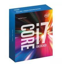 Intel Core I7-6700K 4.0GHz processeur 4 core 8M cache LGA1151 socket