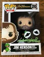 Kermit The Frog Eyes Jim Henson Funko Pop Guy Gilchrist Original Art Muppets
