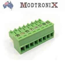 8 Way/Pin 3.5mm Terminal Block Plug, Phoenix Cmptble, SYD COMBINED Post