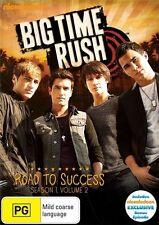 Big Time Rush : Season 1 : Vol 2 (DVD, 2012, 2-Disc Set)