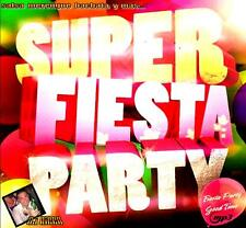 "Super Fiesta Party Mix ""Salsa/Merengue/Bachata"" 300 Minutos/Mas de 100 Exitos!!!"