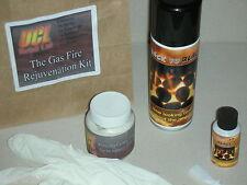 Gas Fire Rejuvination Kit -Gas Fire Coal Care -FREEPOST