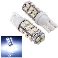 2x T10 194 168 501 921 W5W 28 LED 3020 SMD Car Wedge Light Bulb Lamp White 12V