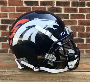 Champ Bailey Denver Broncos Riddell VSR4 Game Style Authentic Football Helmet