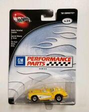 100% Hot Wheels Performance Parts 58 Corvette - New in Package
