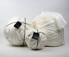 10kg Bale Off White Mammoth® Giant Super Chunky Extreme Arm Knitting Yarn Big