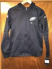 Nike Philadelphia Eagles Youth Black Hoodie Size Large Nwt