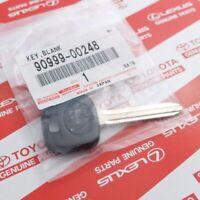 GENUINE Toyota SCION iQ tC xA xB xD Non-Chip Uncut Master Key Blank  90999-00248