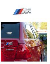 Premium M-SPORT for BMW Car Chrome Emblem Badge Logo Sticker Boot Trunk Rear Big