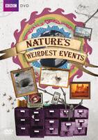 Nature's Weirdest Events DVD (2012) John Downer Chris Packham BBC Gift Idea UK