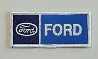 VINTAGE Embroidered Automotive Gasoline Patch UNUSED FORD small