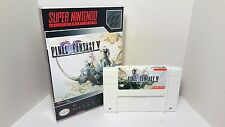 Final Fantasy V 5 - English SNES Translation NTSC - FF White Cartridge RPG