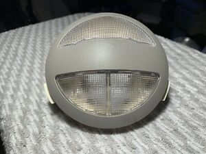 2009 Saturn Aura Chevrolet Malibu interior dome light grey OEM