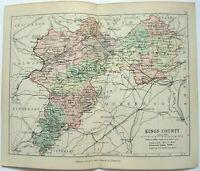 US CONFEDERATE STATES 1862 VA MAP FAUQUIER FLOYD COUNTY Civil War HISTORY huge